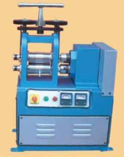 Rolling Mill with Gear Box & Electricals