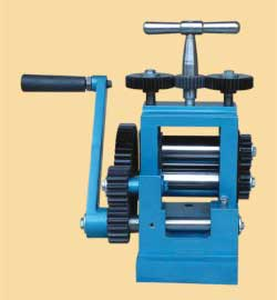 Mini Rolling Mill Side Change