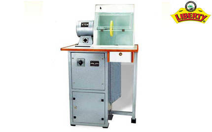 jewelry polishing machine dust collector