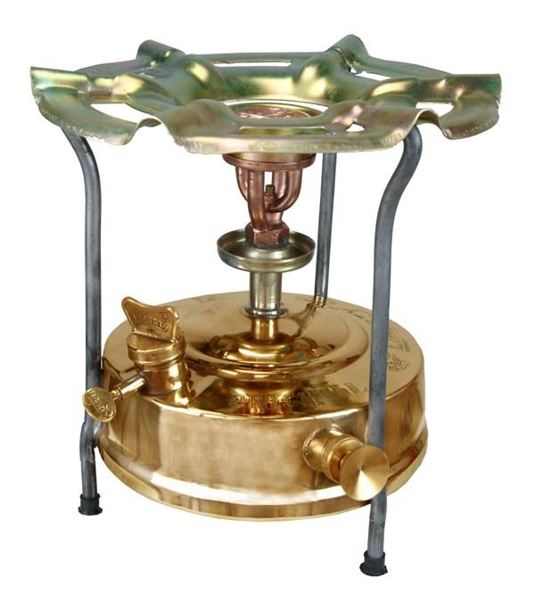 Brass Pressure Kerosene Stove No. 2
