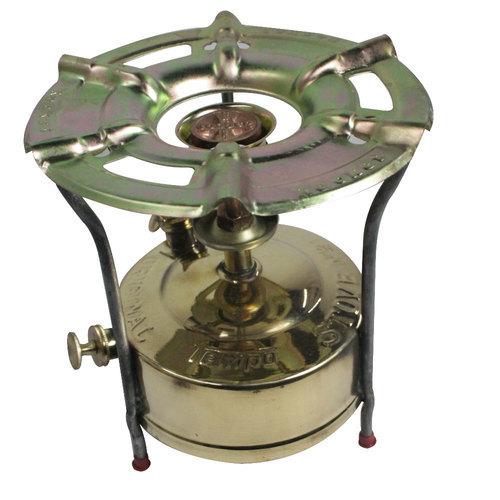 Brass Pressure Kerosene Stove No. 1